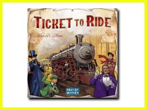 Ticket to Ride (board game) - Wikipedia