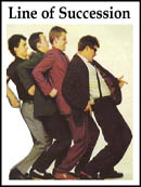 Line of Succession
