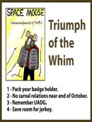 Triumph of the Whim